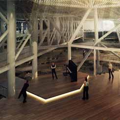 Antalya Nekropol Alanı Kültür ve Ticaret Merkezi Projesi Ödüle Değer Görüldü