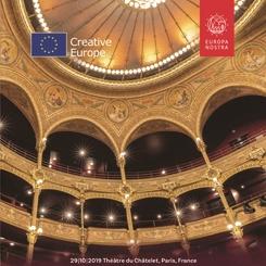Avrupa'nın Kültürel Miras Alanında En Büyük Ödülünü Kazananlar Ödüllerini Aldı