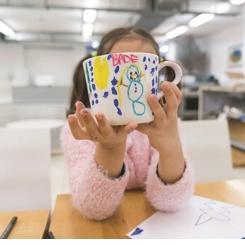 Akbank Sanat Çocuk Atölyeleri