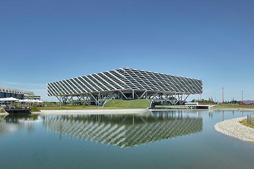 Adidas'ın Arena Ofisleri