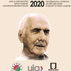 Antalya Kepez Belediyesi Turgut Cansever Uluslararası Mimarlık Ödülleri 2020
