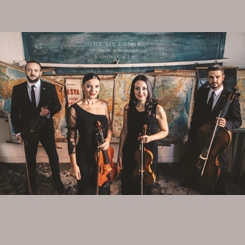 "Pera'da Camerata: ""Semplice Quartet"""
