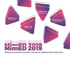 MimED2019 Mimarlık Öğrencileri Proje Ödülleri