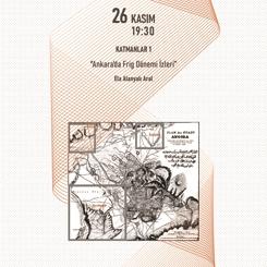 Ankara'da Frig Dönemi İzleri