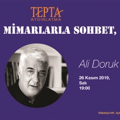Mimarlarla Sohbet: Ali Doruk