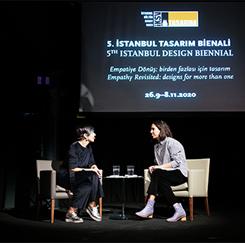 """5. İstanbul Tasarım Bienali'nin Başlığı: """"Empatiye Dönüş: birden fazlası için tasarım"""""""
