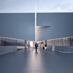 İTÜ İşletme Fakültesi Binası Mimari Proje Yarışması