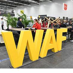 WAF 2019 Sürdürülebilir Bir Geleceği Müjdeliyor!