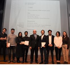 İTÜ İşletme Fakültesi Binası Mimari Proje Yarışması Ödülleri Sahiplerini Buldu