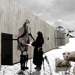 """Venedik Bienali Türkiye Pavyonu'nda  İnci Eviner'in """"Biz, Başka Yerde"""" Yapıtı Yer Alacak"""