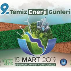 İTÜ Temiz Enerji Günleri 2019