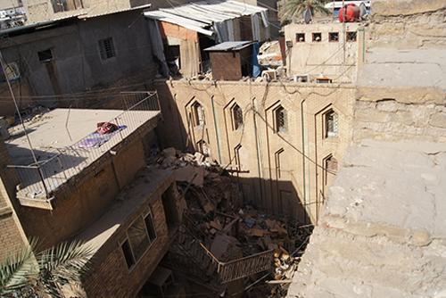 Bağdat'taki İlk Süryani Kilisesi'ni Korumak İçin İmza Kampanyası