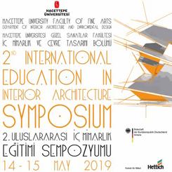 II. Uluslararası İç Mimarlık Eğitimi Sempozyumu