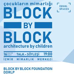 Çocukların Mimarlığı: Block by Block