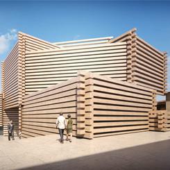 Odunpazarı Modern Müze, Haziran'da Eskişehir'de Açılıyor