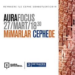 AURA Focus: Mimarlar Cephede