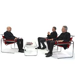 Aykut Köksal ile Mimarlık Söyleşileri Kerem Erginoğlu ve Hasan Çalışlar ile Sürüyor