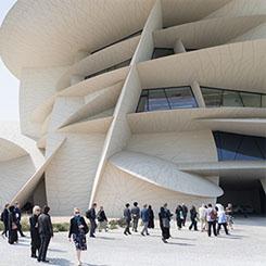 Katar Ulusal Müzesi Açıldı