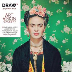 Art Vision Gallery, DRAW Atölyeleri