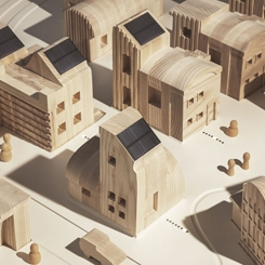 Alternatif  Bir Demokratik Enerji Üretimi Projesi; SolarVille