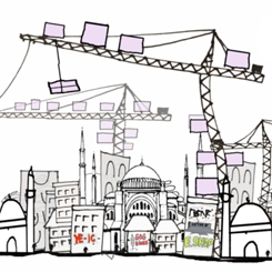 """""""Sonsuz Bir Artikülasyon Mekanı Olarak İstanbul"""" Öğrenci Fikir Yarışması, Jüri Özel Ödülü"""
