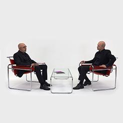 Aykut Köksal'ın Mimarlık Söyleşileri Konuğu Bünyamin Derman