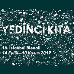 16. İstanbul Bienali Mekânları Belirlendi