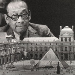 Louvre Piramidi'nin Mimarı I. M. Pei Hayatını Kaybetti
