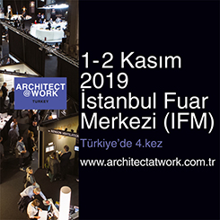 ARCHITECT@WORK İstanbul 2019