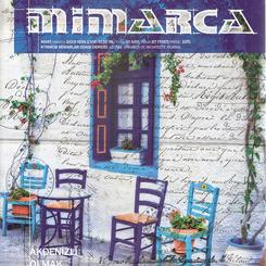 """Mimarca Dergisi'nin 'Akdenizli Olmak"""" Temalı 87. Sayısı Çıktı"""