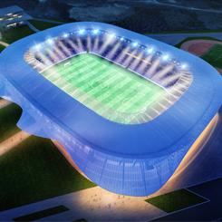 Kosova'nın Yeni Ulusal Stadyumuna Tabanlıoğlu Mimarlık İmzası