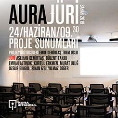 AURA-İstanbul Bahar'19 Proje Sunumları