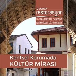 YAPEX Restorasyon, Kültür Mirası ve Koruma Fuarı