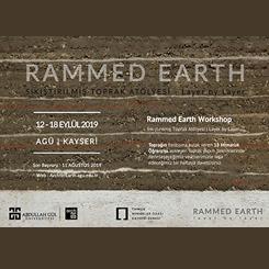 Layer by Layer | Rammed Earth Workshop - Sıkıştırılmış Toprak Atölyesi