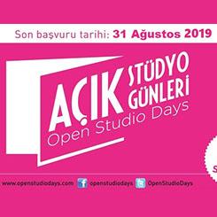 Açık Stüdyo Günleri / Open Studio Days 2019