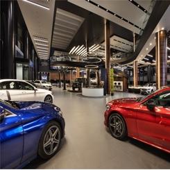 Mercedes Benz Vadi İstanbul Projesine Ödül