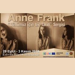 """""""Anne Frank – Günümüz için Bir Tarih"""""""