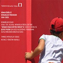 Sinan Ödüllü Mimarlar Programı 2018-2020: Şevki Pekin Mimarlığı