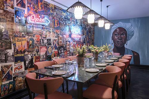 Ankara'da New Orleans Esintisi: Louise Restoran