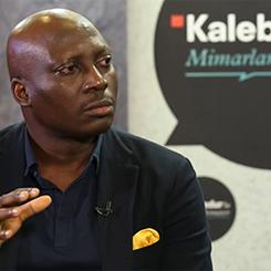 """Kunlé Adeyemi : """"İklim Değişikliğinin Getirdiği Sorunlarla Karşı Karşıyayız"""""""