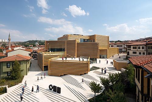 Odunpazarı Modern Müze Açıldı