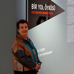 """Küratör Engin Özendes ile """"Bir Yol Öyküsü"""" Sergi Turu"""