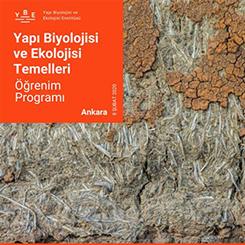 Yapı Biyolojisi ve Ekolojisi Temelleri Öğrenim Programı