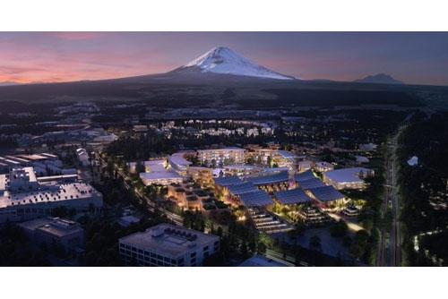 Akıllı ve Çevreci Şehir: Woven City