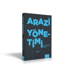 YEM Yayın'ın Yeni Kitabı 'Arazi Yönetimi' Çıktı
