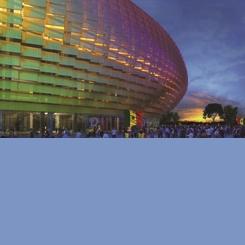 Senegal  Olimpiyat Stadyumu'nun Tasarımı Tabanlıoğlu Mimarlık'tan