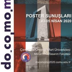 DOCOMOMO 2020: Türkiye Mimarlığında Modernizmin Yerel Açılımları XVI