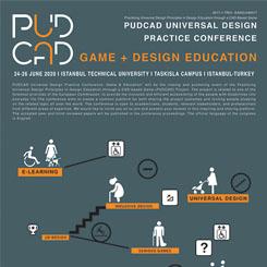 GAME + DESIGN EDUCATION Konferansı