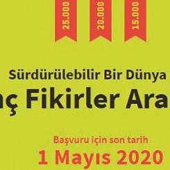 Sürdürülebilir Gelecek Proje ve Fikir Yarışması