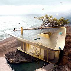 Panoramik Manzaralı Yazlık Ev